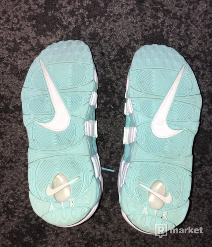 Nike Uptempo Island Green