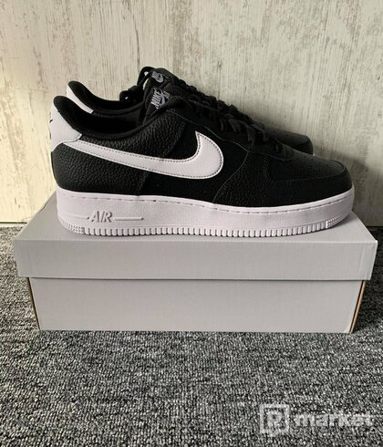 Nike Air Force 1 '07 Black and White ( US 11)