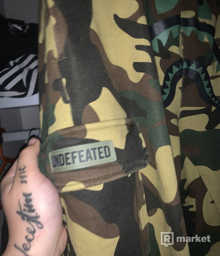 BAPE X UNDEFEATED