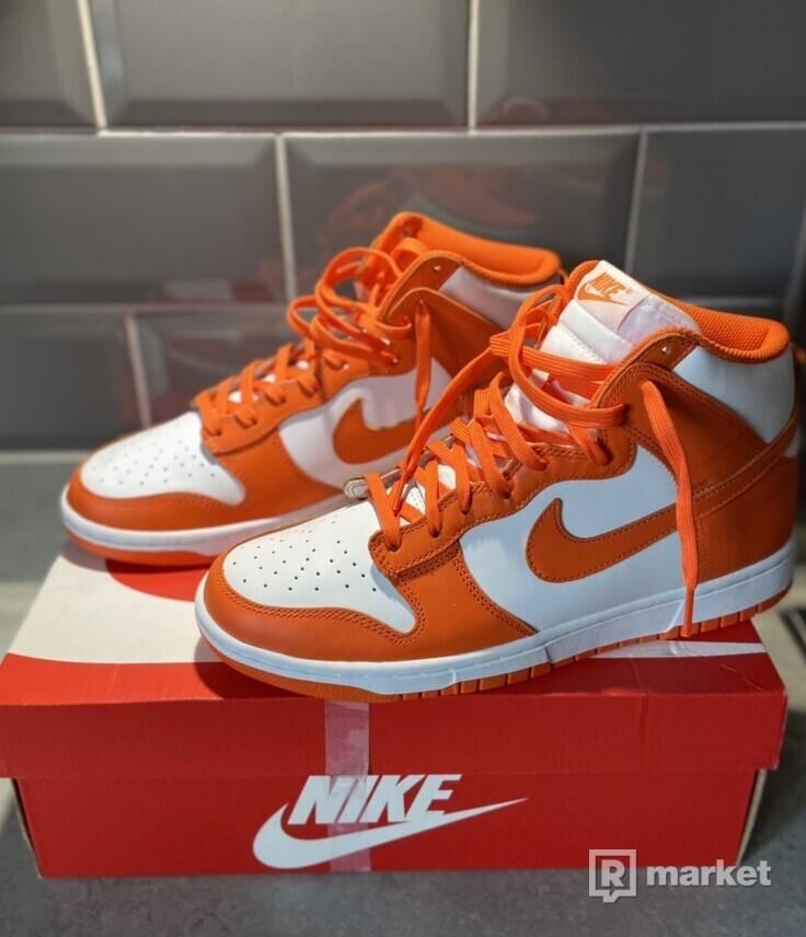 Nike Dunk High SP Syracuse (GS) (2021)