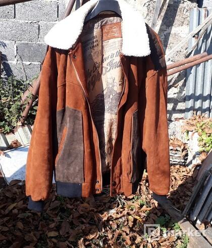 Kožená bunda Echt Lader