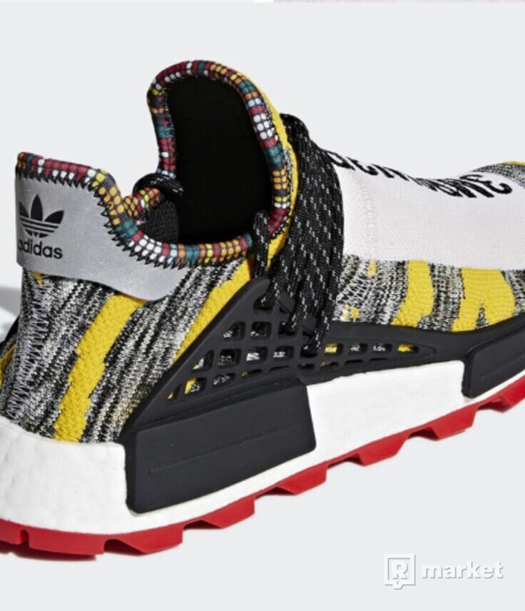 Adidas Human Race Pharrell Solar Pack Red