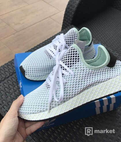 Adidas deerupt runner mint