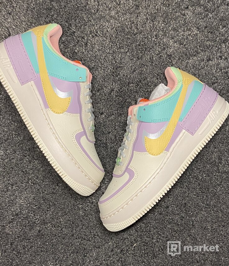 "Nike Air Force 1 Low Shadow ,,Pale Ivory"" (W)"
