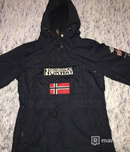 Zimná Bunda Geographical Norway