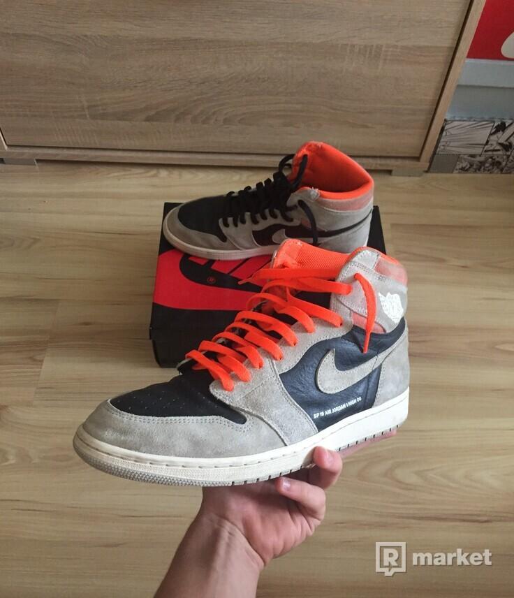 Jordan 1 hyper crimson