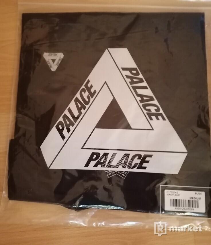 Palace Sofar Black Tee