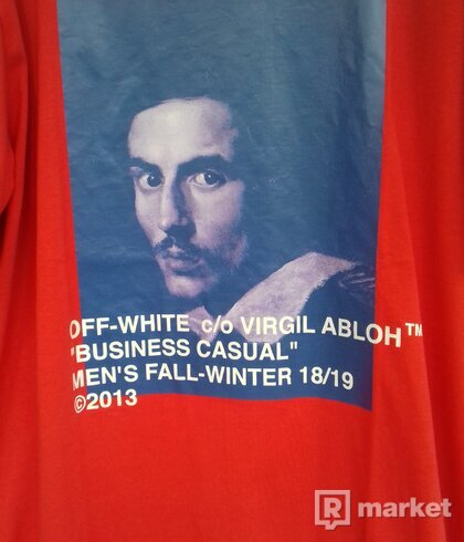 OFF-WHITE Bernini Tee