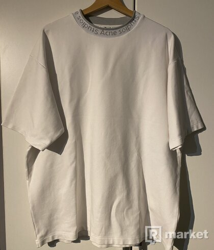 Acne studios tričko tee