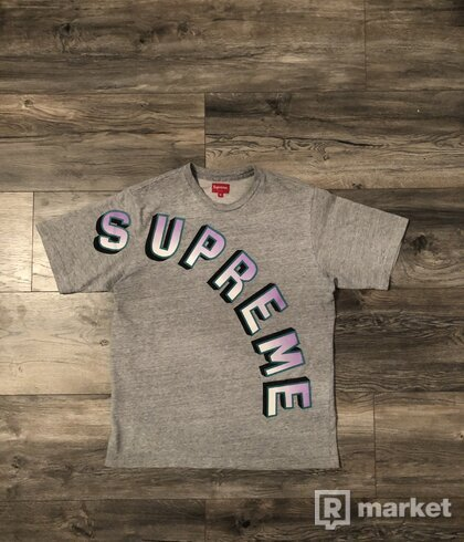 Supreme Gradient Arc Top
