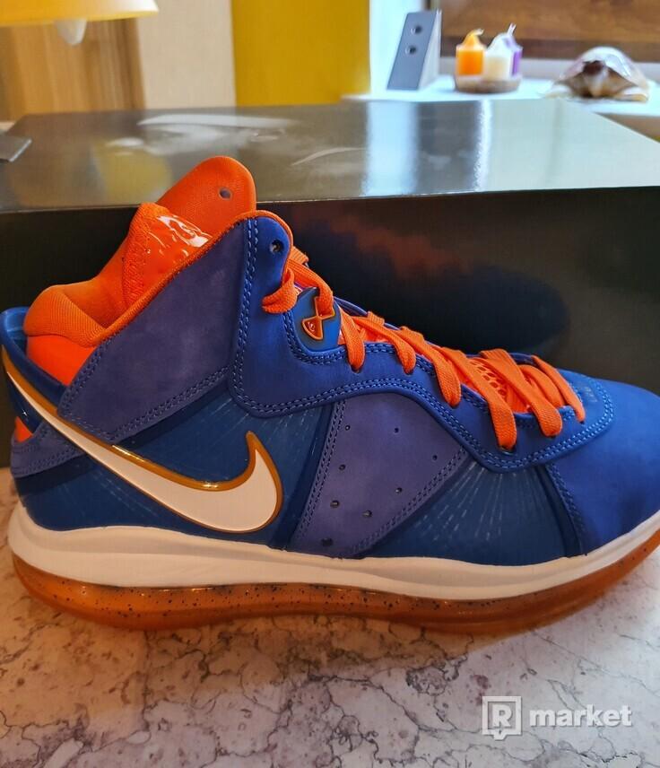 Nike Lebron 8 Hardwood Classic veľkosť 45
