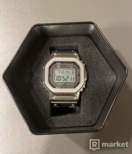 CASIO G-SHOCK G-SPECIALS GMW B5000D-1
