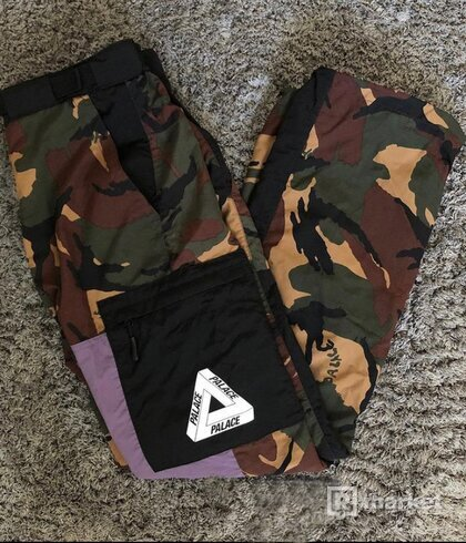 Palace Moorish Shell Pant Grape