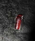 Supreme Waterproof Lighter Case Keychain Red