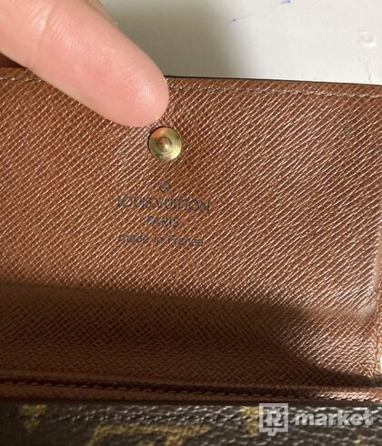 Louis Vuitton wallet penazenka