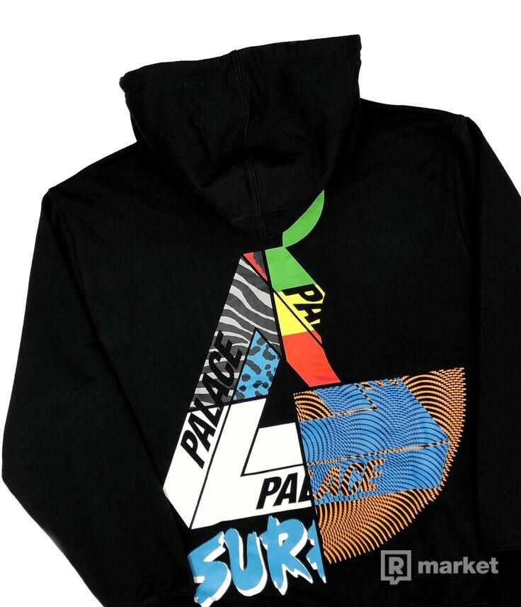 PALACE Mix Up Triferg hoodie
