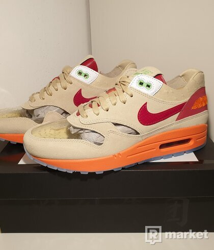 Nike Air Max 1 x CLOT Kiss Of Dead