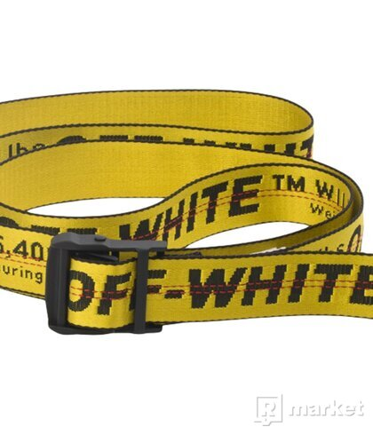 Off-White belt 200cm novy