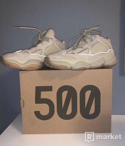 Yeezy 500 Stone