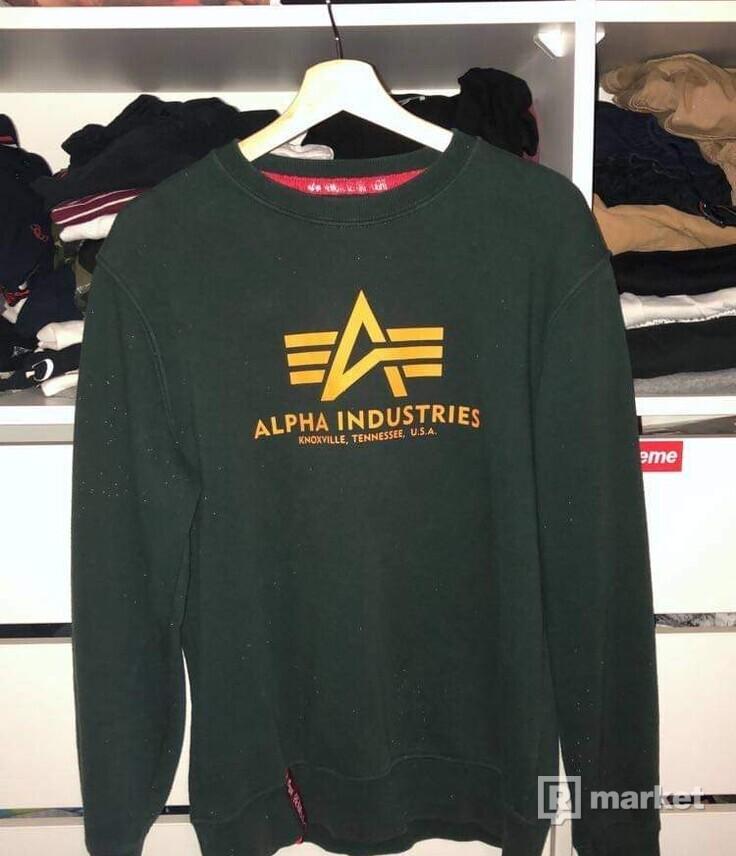 Aplha Industries mikina