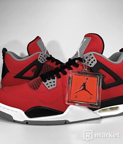 "Air Jordan Retro 4 ""Toro Bravo"" 2013"