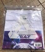 Palace amg t-shirt white M