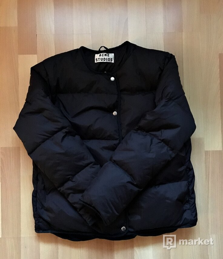 ACNE STUDIOS puffer jacket