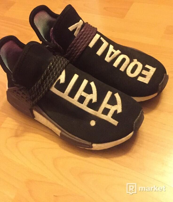 Adidas nmd hu pharell williams