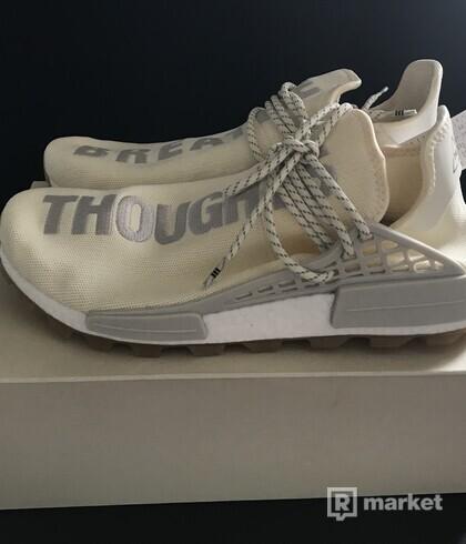 "Adidas Human Race - ""Cream White"""