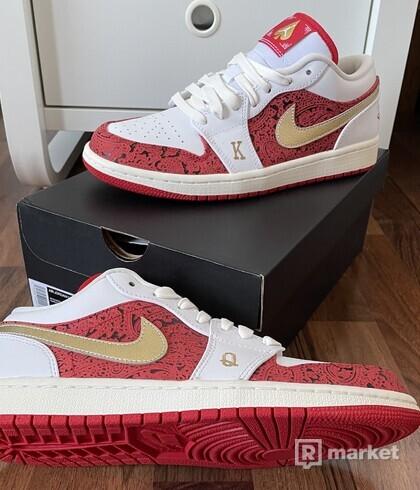 "Nike Air Jordan 1 Low - ""Spades"""