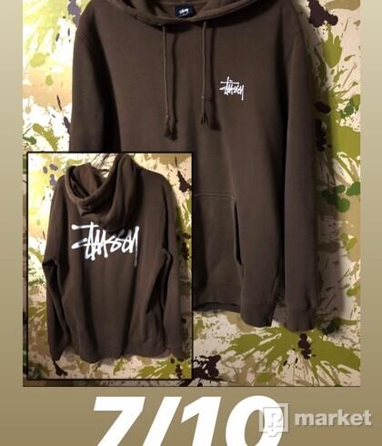 stussy hoodies