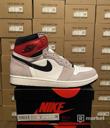 Jordan 1 high OG smoke grey