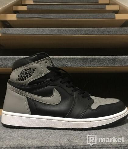 Air Jordan 1 OG shadow