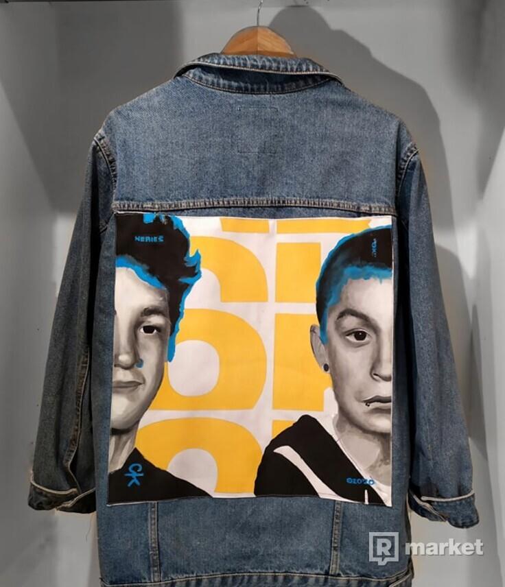 OK custom jacket