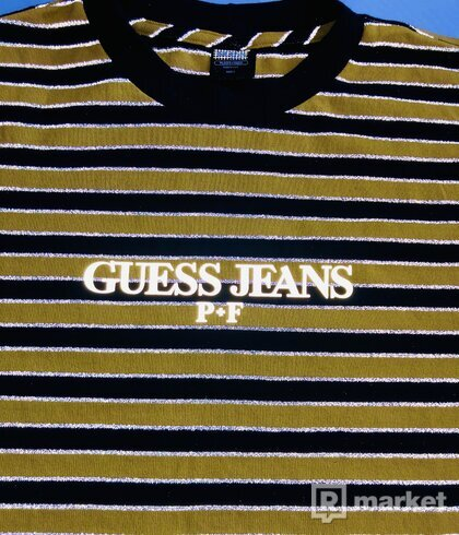 Guess x Places+Faces Tee Yellow