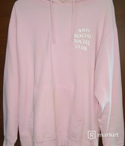 "ASSC ""Know You Better"" Pink Hoodie"