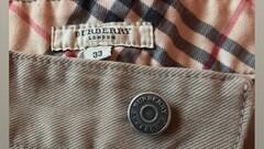 Burberry nohavice size/33