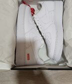 WTS Nike Air Force 1 Low Supreme White