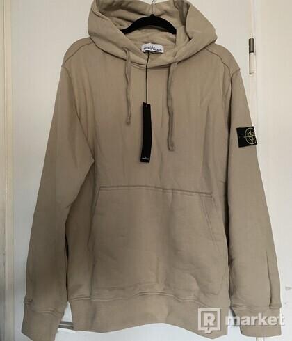 Stone Island mikina hoodie