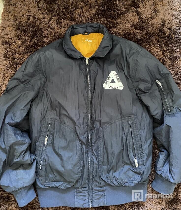 Palace bomber jacket