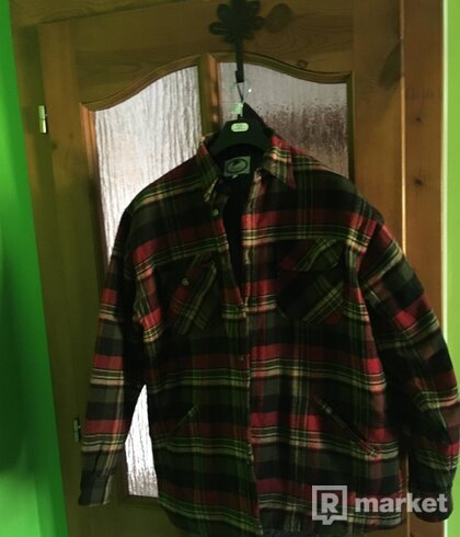 Košeľová bunda