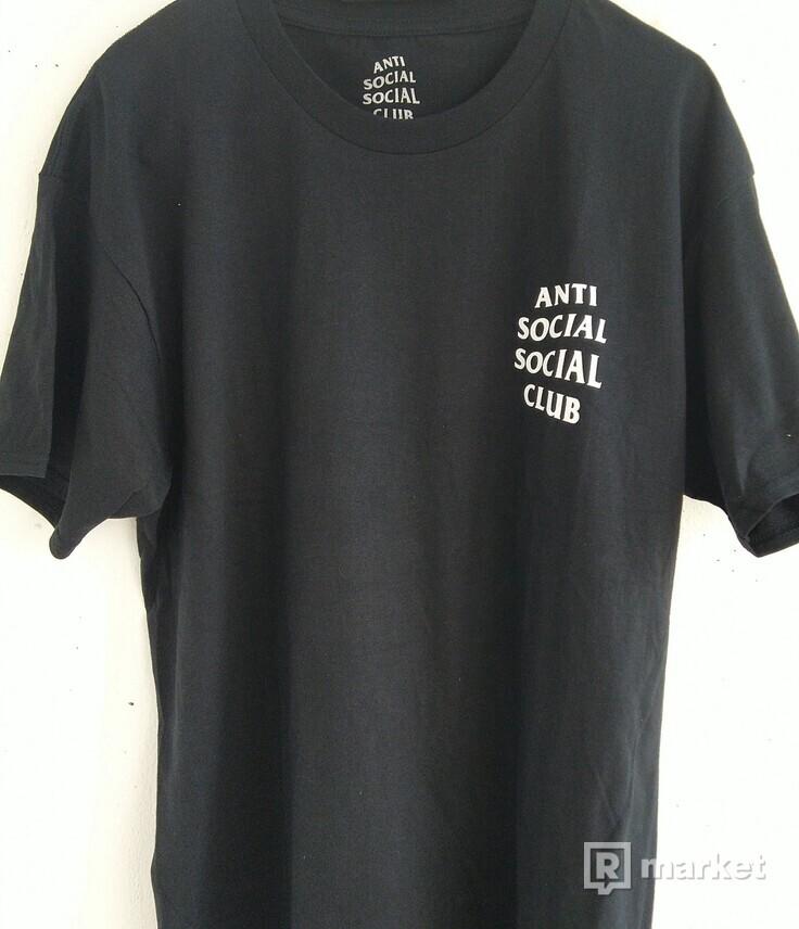 ASSC Black Logo tee