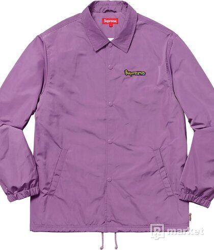 Supreme Gonz Logo Coaches Jacket
