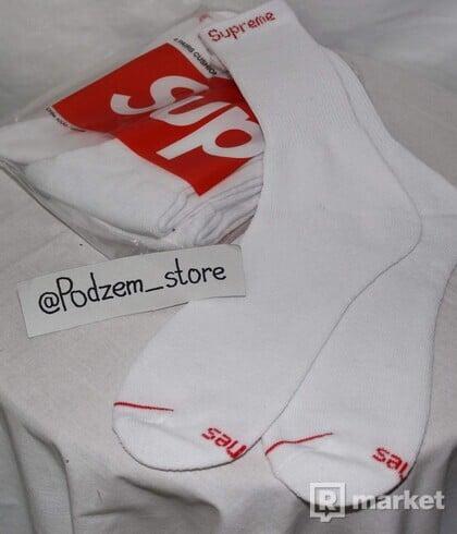 Supreme Hanes socks pack