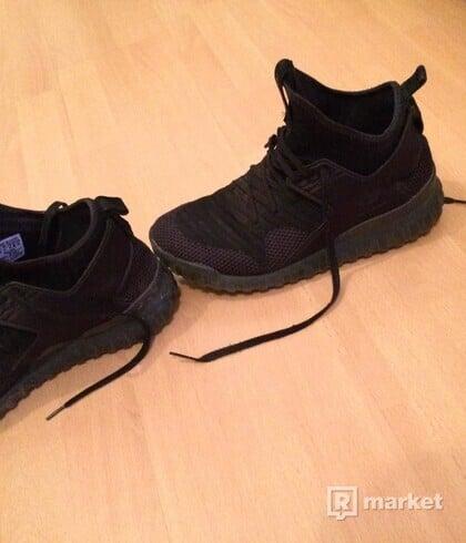 Adidas Tubular X Primeknit Triple-Black