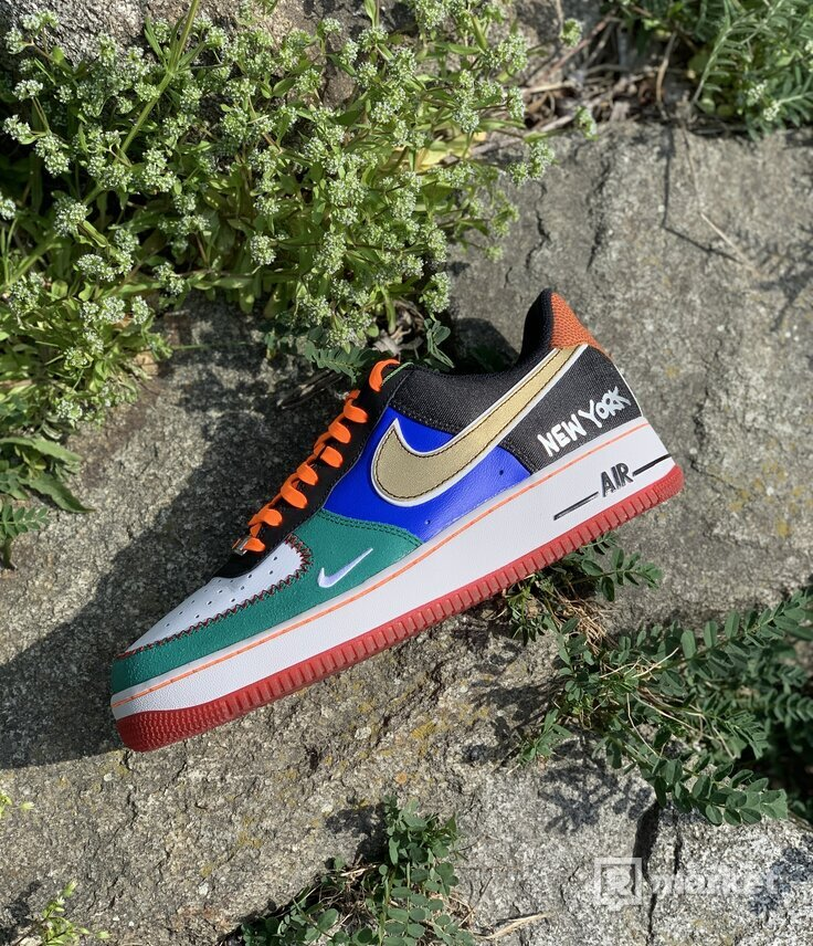 Nike AF1 What The NY