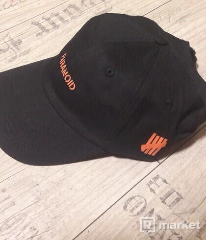 assc x undftd cap black