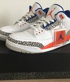 Air Jordan 3 Knicks