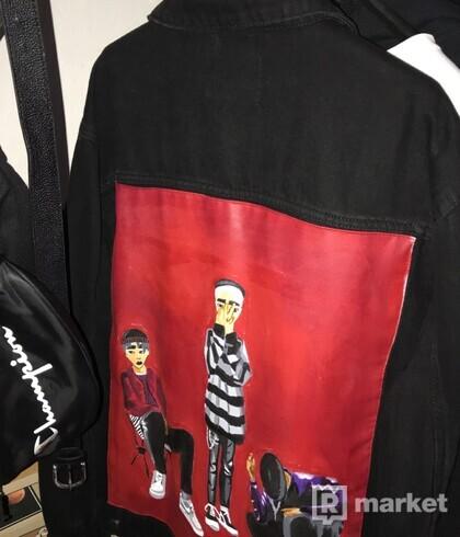 Khans custom riflová bunda