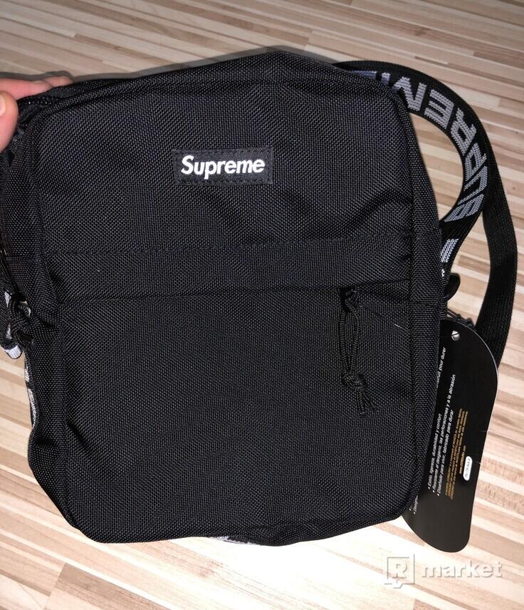 Supreme Sholder Bag (SS18) Black